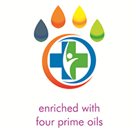 Enriched with essential Oils
